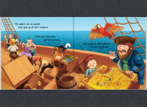 The Story Of Robin Usborne Picture Books Ebooke Book on a pirate ship by courtauld on ibooks