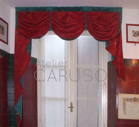 accessori per tendaggi da interni tendaggi classici con mantovana atelier tessuti