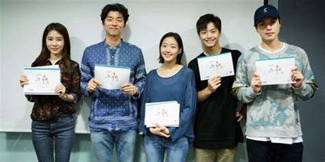 film terbaru gong yoo dan yoon eun hye gong yoo hopes the set atmosphere for his new drama is