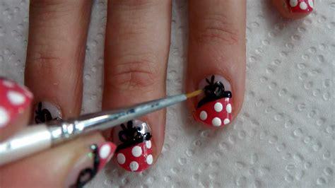 tutorial unas decoradas nail art en video  unas