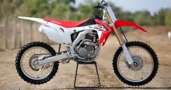 Honda 250 Dirt Bike 2014 Honda Crf250r Dirt Bike Test