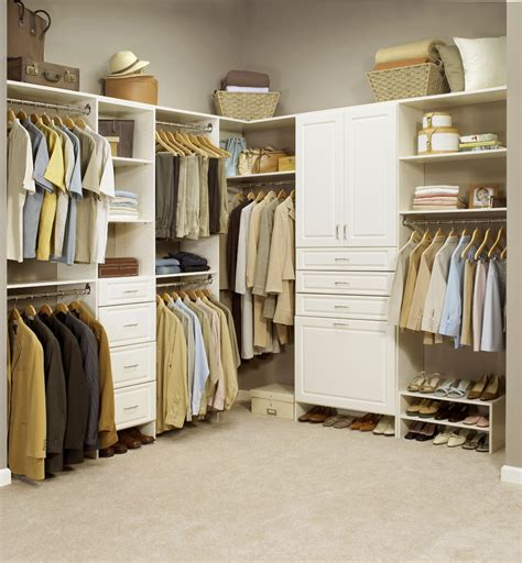 In A Closet by How To Effectively Clean And Organize Your Closet