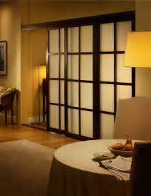 Sliding Door Room Divider Sliding Glass Room Dividers