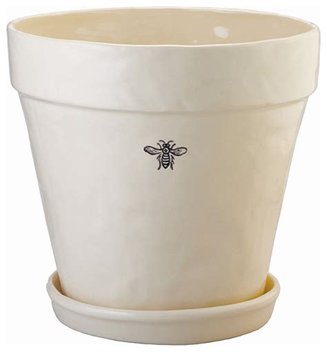 planter pots bee planter large contemporary indoor pots and planters