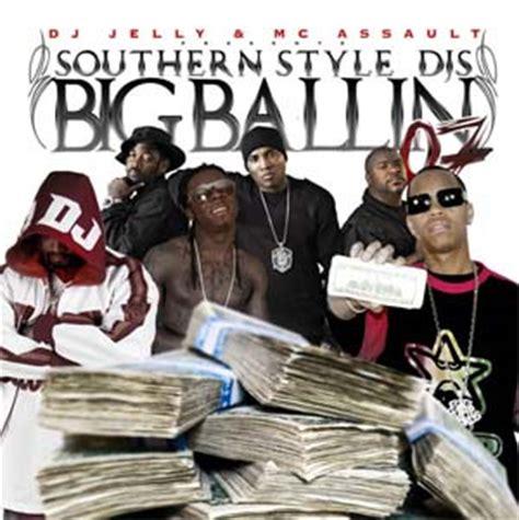 Big Balling by Southern Style Djs Big Ballin 07 Mixtapetorrent