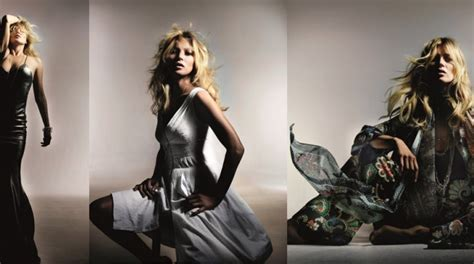 Kate Moss Causes Frenzy At Londons Topshop by Kate Moss X Topshop Launches In