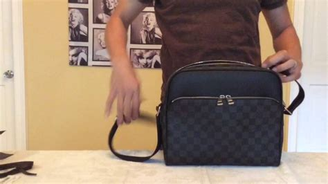 Lv Reporter Bag 015 louis vuitton dayton reporter pm damier graphite messenger bag