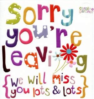 you will be missed card template we will miss you quotes for co worker quotesgram
