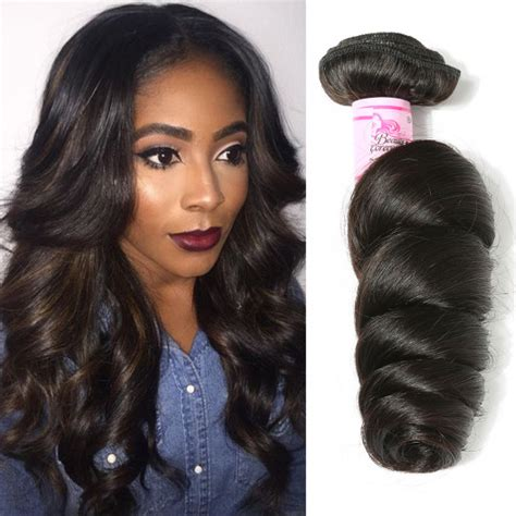 pics of loose wave hair beautyforever loose wave malaysian hair 3bundles 7a virgin