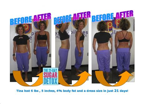 Sugar Detox Before And After by What My 21 Day Sugar Detox Taught Me About Pilates 1901