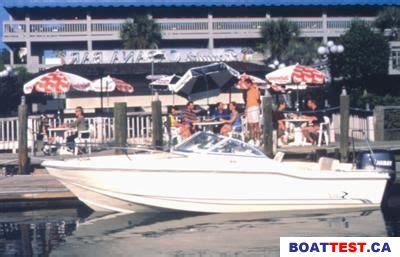 scout boats boat test 2001 scout 202 dorado tested reviewed on boattest ca