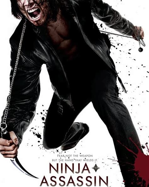 film ninja pembunuh senjata yang digunakan dalam film ninja assassin dua satu