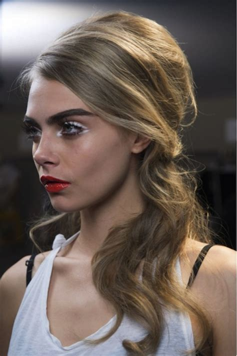 Rowenta Beauty S Josu 233 Perez Shares Runway Hairstyles For | rowenta beauty s josu 233 perez shares runway hairstyles for