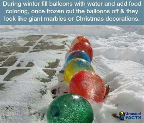 water balloons christmas decorations and balloons on