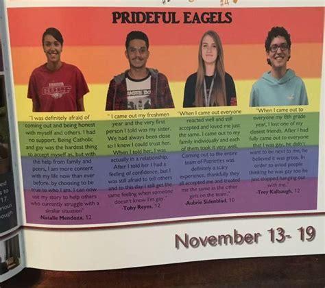 yearbook sections atascocita high yearbooks cause parents outrage houston