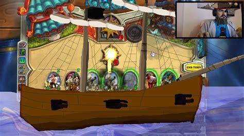 Hearthstone Pirate Deck by Hearthstone Pirate Rogue Deck Gvg Wroc Awski Informator