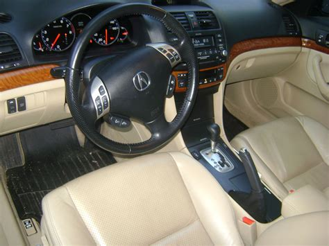 2006 Acura Tsx Interior by 2006 Acura Tsx Pictures Cargurus
