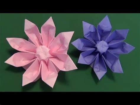 Origami Gerbera - origami gerbera flower folding origami