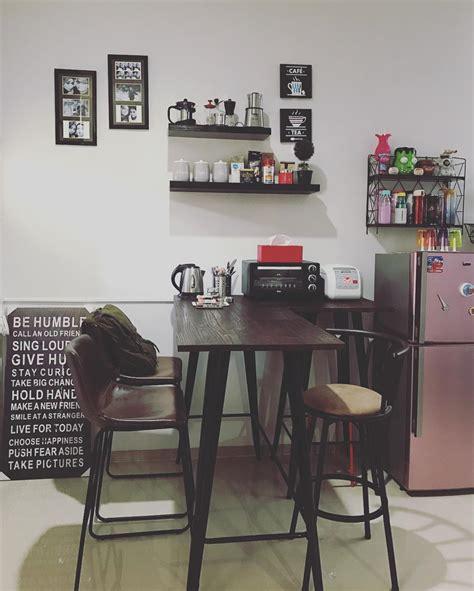 desain cafe sederhana terbaru desain dapur ruang makan minimalis contoh o