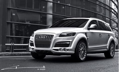 project kahn audi q5 a kahn design adds bespoke touch to the audi q7 gallery
