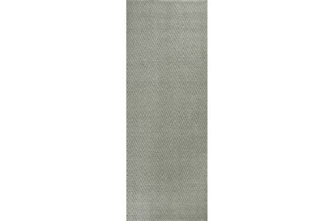 Herringbone Runner Rug 24x90 Runner Rug Emory Grey Herringbone Living Spaces