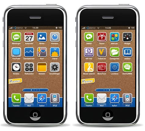 themes line gratis iphone enhance your apple iphone with these beautiful free themes