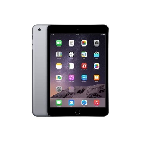 apple mini 3 16gb wifi a1599 space grey tablets photopoint