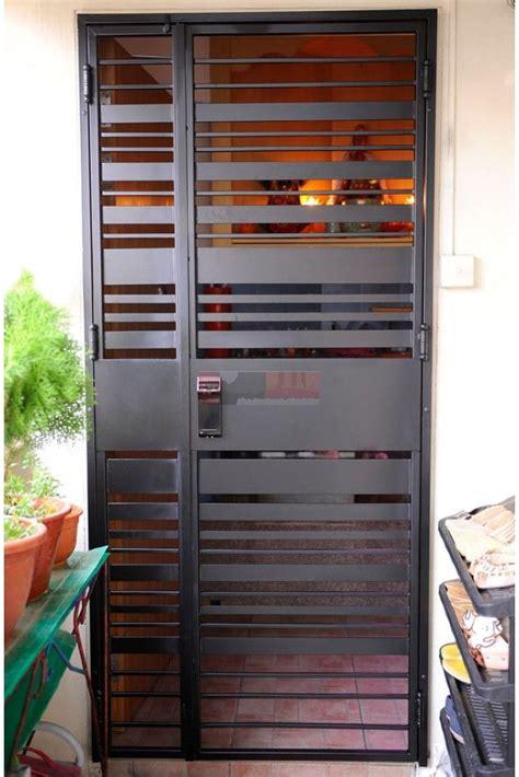 home grill gate design door design grill door design
