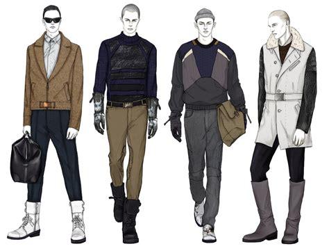 design clothes male mengjie di fashion illustrations mengjie di is a