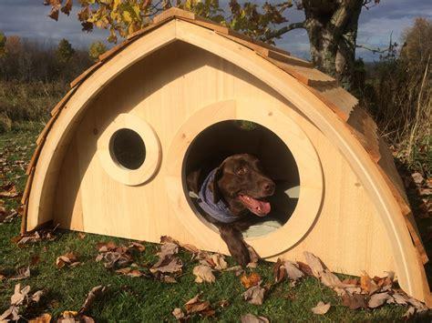 hobbit hole dog house doghouses