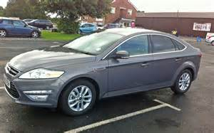 ford mondeo titanium x business edition review business car manager