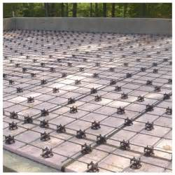 sand pad for stackable rebar chairs polylok
