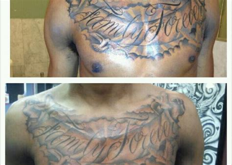 tattoo chest clouds 35 cloud tattoos on chest