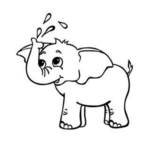 imagenes para dibujar a lapiz pdf un elefantito duch 225 ndose 22 dibujos de animales de la
