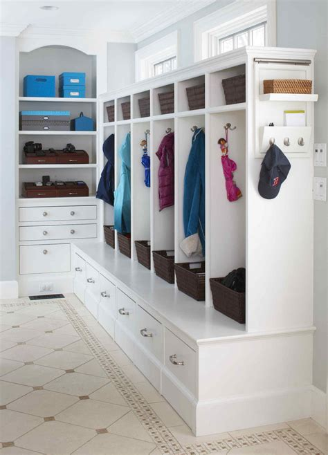 mudroom organization choosing functional mudroom lockers for sophisticated interior
