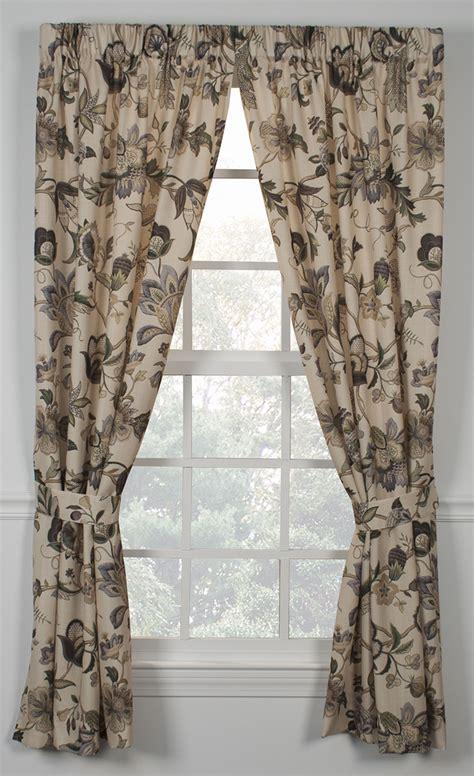 tailored curtains brissac tailored curtain panels ellis window treatments