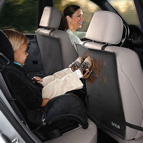 car seat kick mat car kick mats car seat back protectors one step ahead