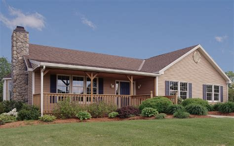 one story homes sugarloaf 5 modular home floor plan