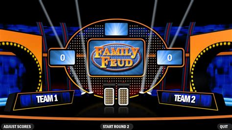 Family Feudrpoint Template Download Fast Money Free Youtube Feud Powerpoint Resume Sle How To Make Family Feud On Powerpoint