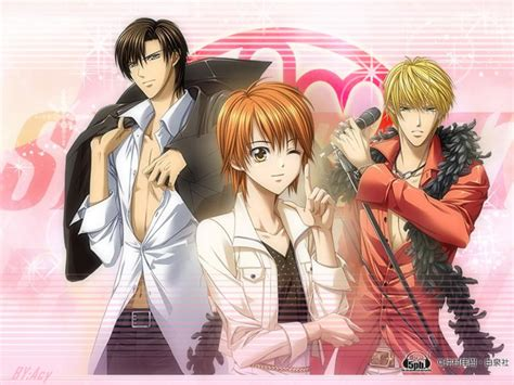 film anime genre comedy romance manga skip beat genres comedy drama romance shoujo