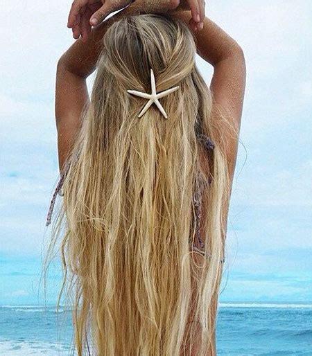 how does the beach look hair style look 15 latest summer beach hairstyles ideas for girls 2016