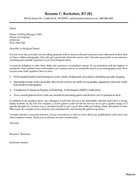 technologist cover letter x tech resume sle radiologic technologist objective