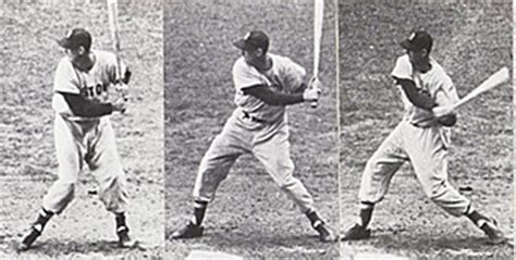 ted williams baseball swing momentum and efficiency through perfect timing part 3