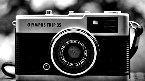 imagenes terrorificas de camaras tra olympus trip 35