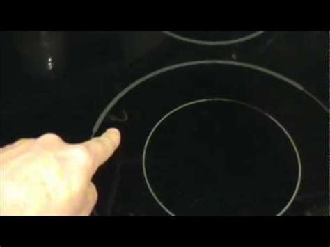 How To Clean A Ceramic Cooktop Stove How To Clean Or Fix A Glass Stove Top Or Range Youtube