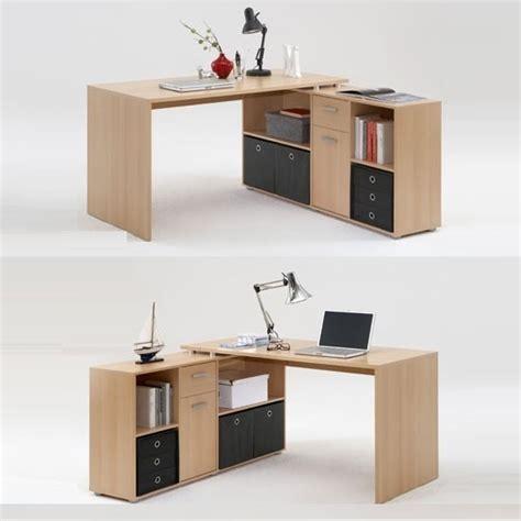 beech corner computer desk flexi wooden corner computer desk in white computer