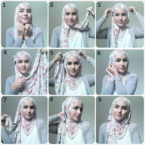 tutorial hijab zahratul jannah tutorial hijab by zahratul jannah