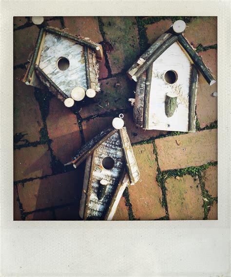 Handmade Birdhouses - handmade birdhouses future home exterior