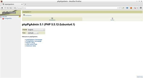 tutorial php postgresql kumpulan tutorial kito postgresql 9 4 and phppgadmin on