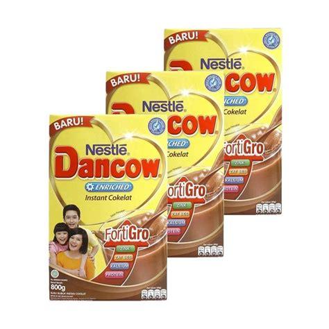 Dancow Fortigro 800 G jual buy 3 nestle dancow instant fortigro coklat
